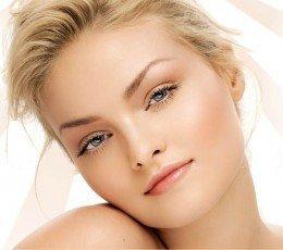 natural makeup glowy skin