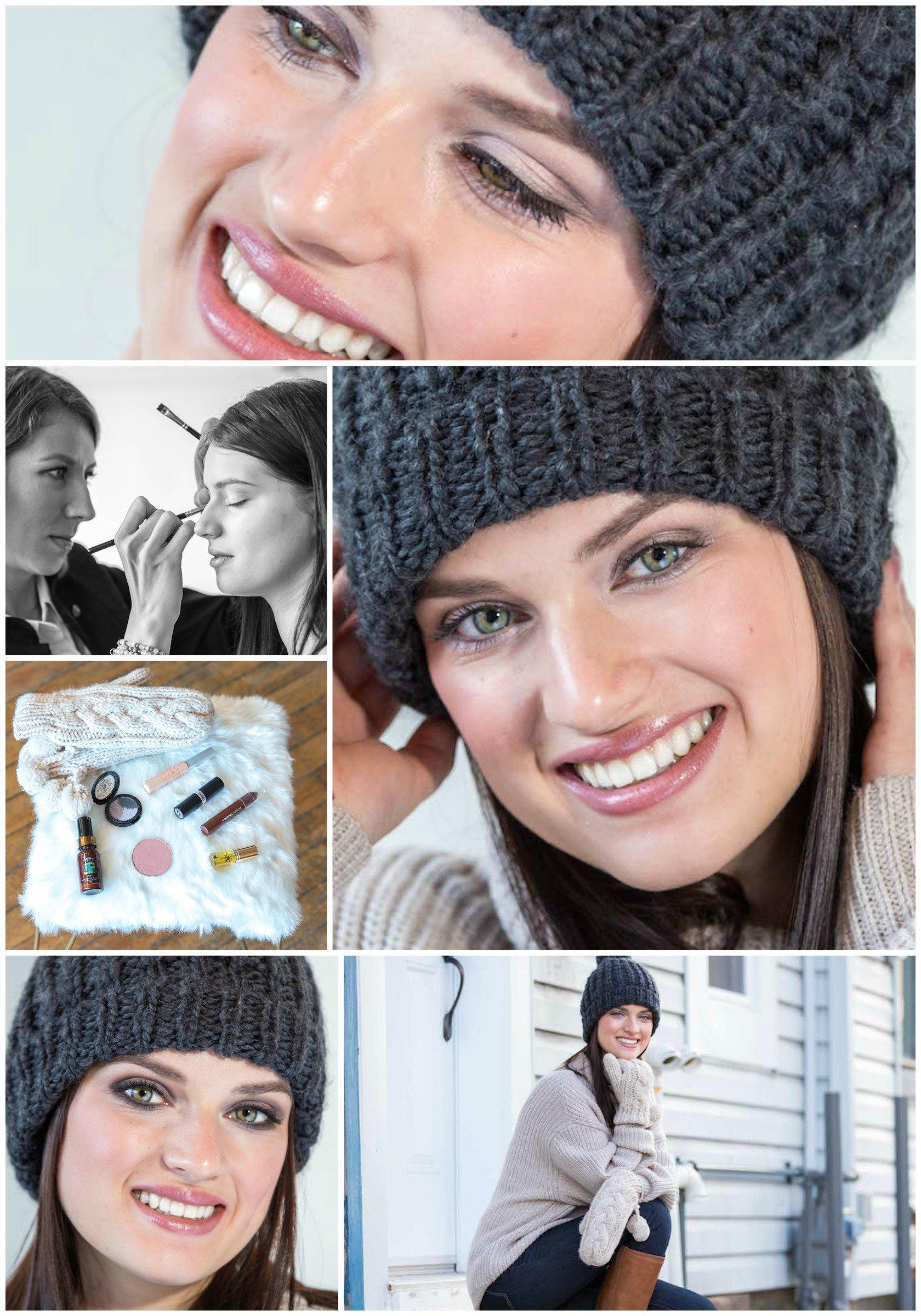 Winter Beauty Makeup Look