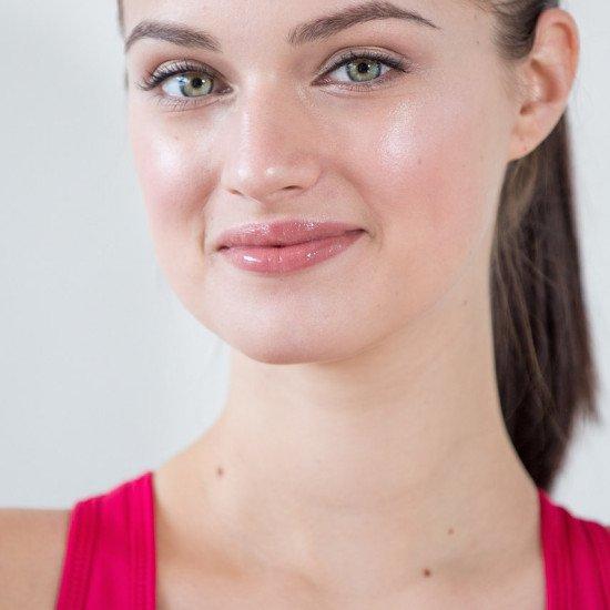 Yoga Glow Makeup Look