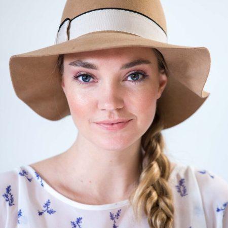 Beautiful natural makeup created by Ottawa Makeup artist Klava Z