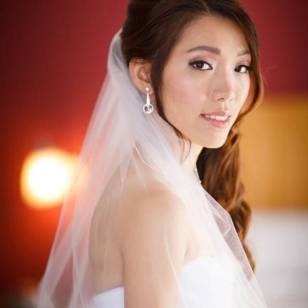 Beautiful bridal makeup by Klava Z Ottawa Makeup artist