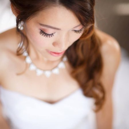 Beautiful natural bridal makeup by Klava Z Ottawa Makeup artist